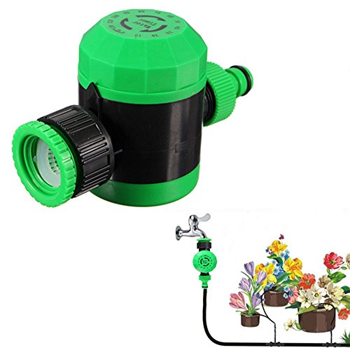 2 Hours Automatic Watering Timer Garden Water Pipe Controller