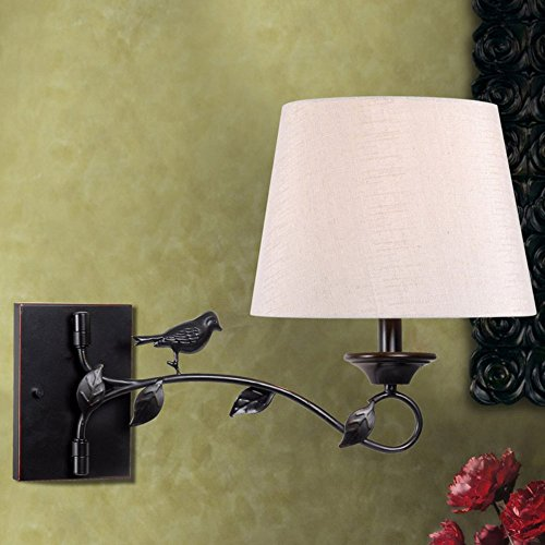 Kenroy Home 32611orb Birdsong Wall Swing Arm Lamp Oil Rubbed Bronze With Gold Highlights