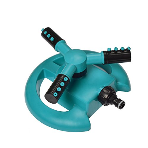 Lawn Sprinkler UNIFUN Garden Sprinklers Water Entire Lawn And Garden Without Oscillating Systems Waste