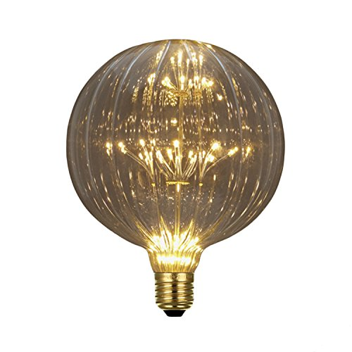 3W E27 Vintage Decorative Light Bulb Starry Edison Led Bulb Lighting For Home Decoration Holiday Christmas Party Warmwhite G