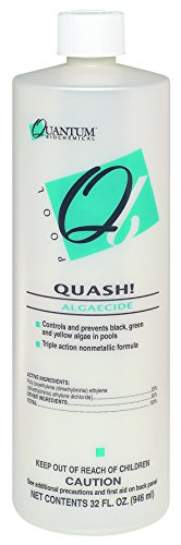 32oz Quantum Quash Algaecide For Green Black And Yellow Algae For Swimming Pools